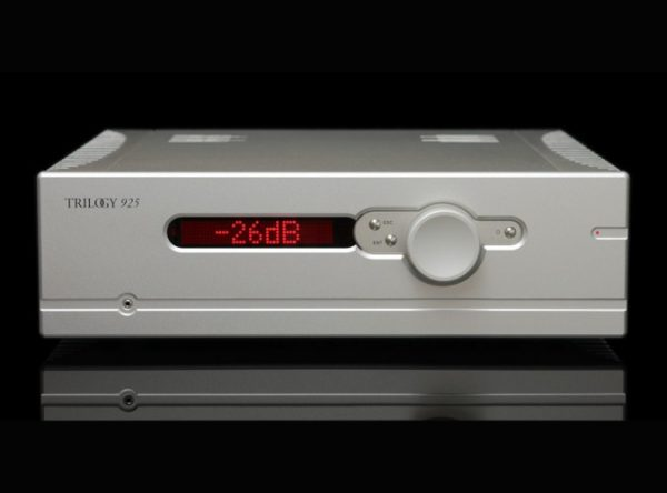 Trilogy 925 Integrated Amplifier 6