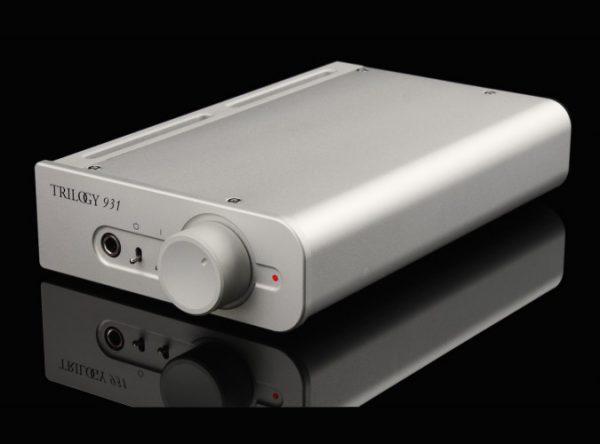 Trilogy 931 Amplifier for Headphones 1