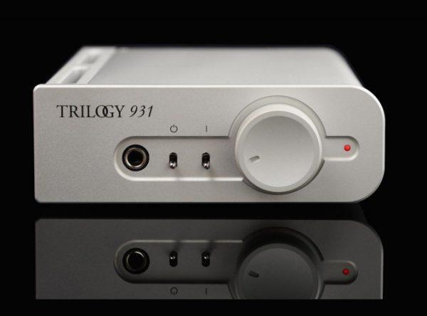 Trilogy 931 Amplifier for Headphones 5