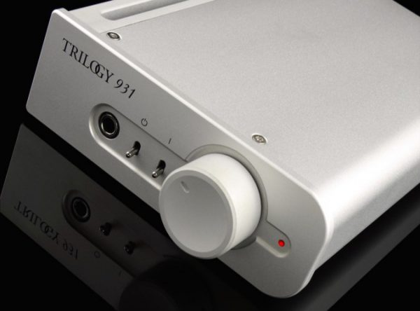 Trilogy 931 Amplifier for Headphones 6