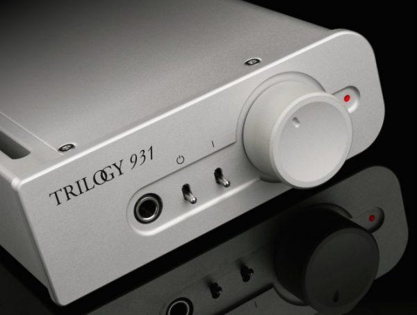 Trilogy 931 Amplifier for Headphones 7