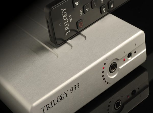 Trilogy 933 Amplifier for Headphones 10