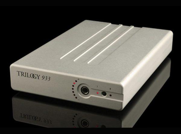 Trilogy 933 Amplifier for Headphones 2