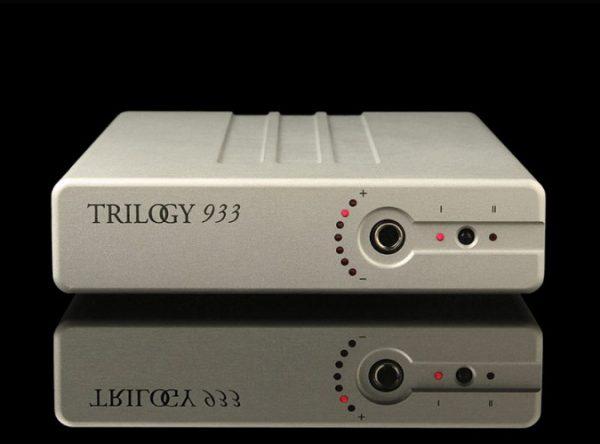 Trilogy 933 Amplifier for Headphones 3