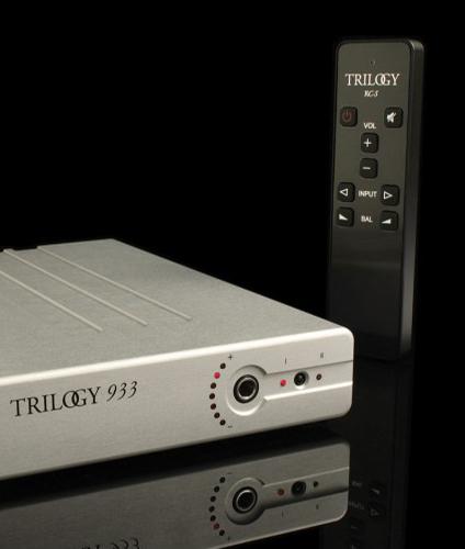 Trilogy 933 Amplifier for Headphones 7