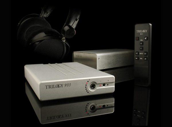 Trilogy 933 Amplifier for Headphones 9