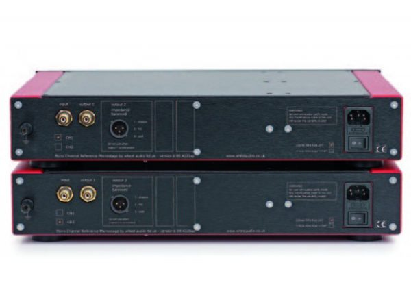 Whest Audio MC REF V Mk4 Phono Stage 2