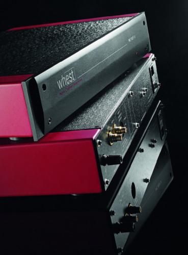 Whest Audio MC REF V Mk4 Phono Stage 3