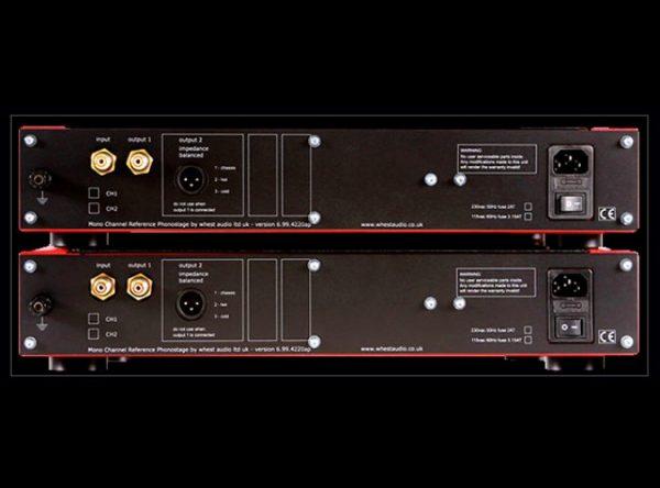 Whest Audio MC REF V Mk4 Phono Stage 4