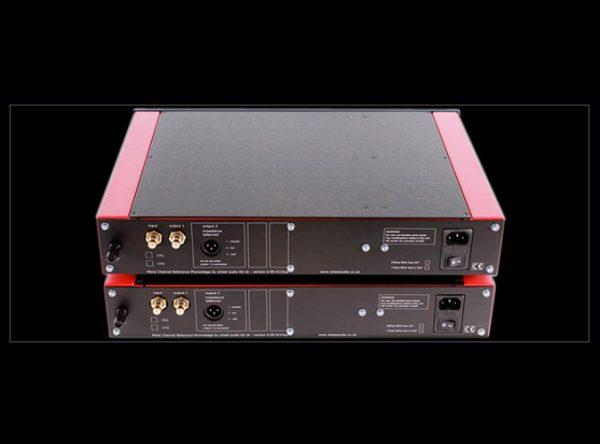 Whest Audio MC REF V Mk4 Phono Stage 5