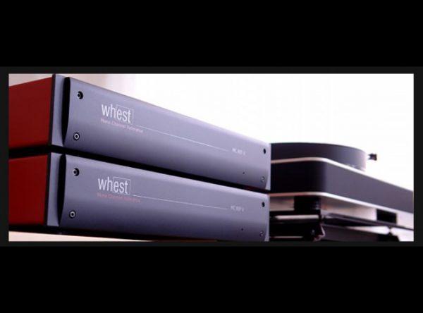 Whest Audio MC REF V Mk4 Phono Stage 7