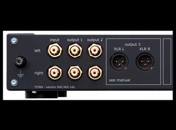 Whest Audio Titan Pro Phono Stage 1