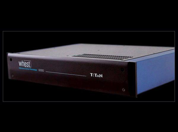 Whest Audio Titan Pro Phono Stage 2