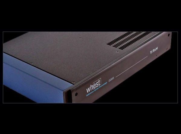 Whest Audio Titan Pro Phono Stage 3