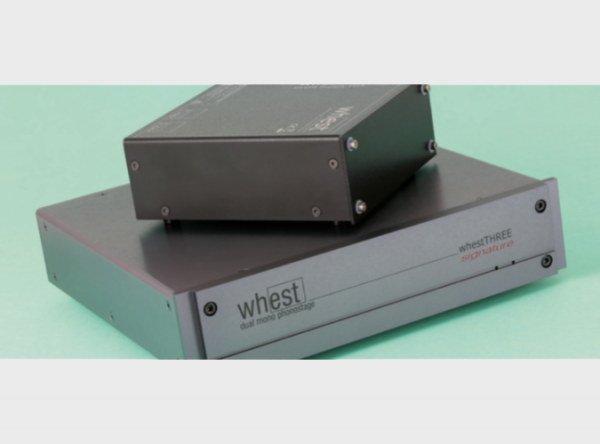 Whest Audio whestTHREE Signature 1