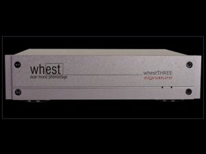Whest Audio whestTHREE Signature 4