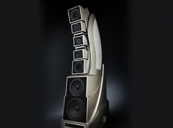 Wilson Audio WAMM Master Chronosonic Loudspeakers 1