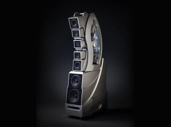 Wilson Audio WAMM Master Chronosonic Loudspeakers 2