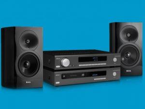 Arcam HDA Revel Speaker package