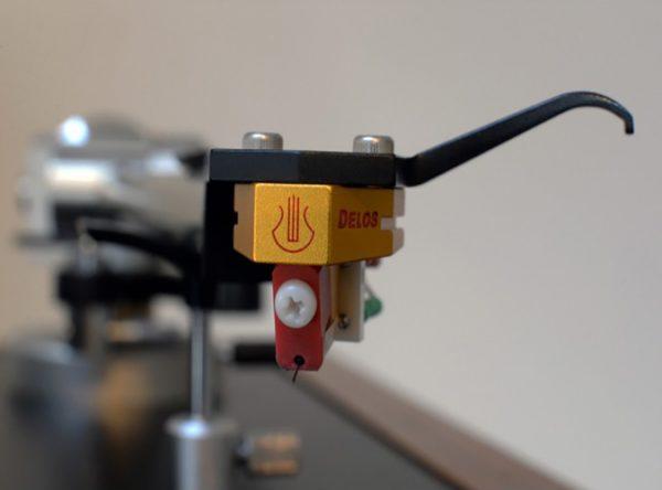 Lyra Delos Moving Coil Phono Cartridge