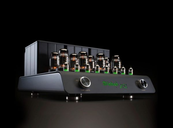 McIntosh MC th Anniversary Channel Vacuum Tube Amplifier