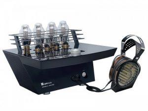 hifiman shangri la amplifier headphones x