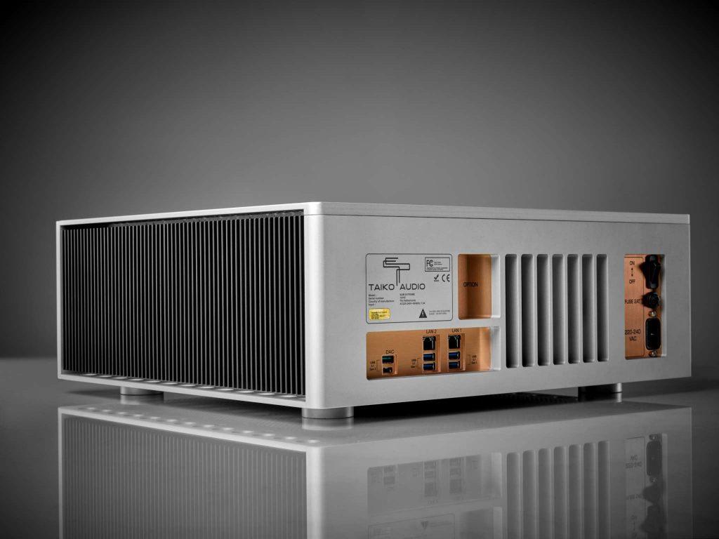 TaikoAudio Rear x