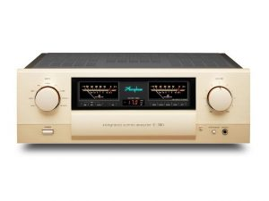 Integrated Stereo Amplifier E-380