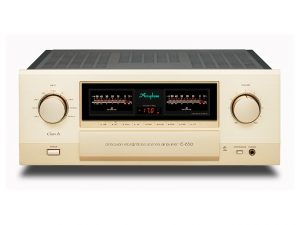 Class A Precision Integrated Stereo Amplifier E