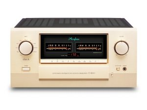 Class A Precision Integrated Stereo Amplifiere