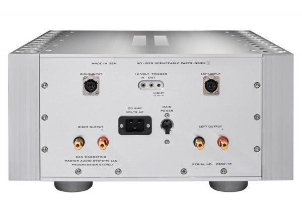 Dan D'agostino Progression Stereo Amplifier