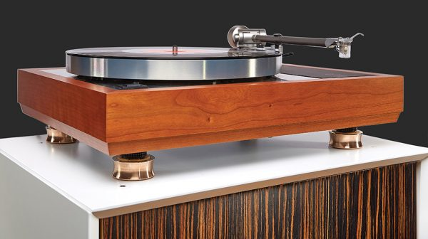 QPlus Reference with Linn Klimax LP