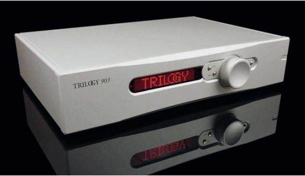 TRILOGY AUDIO