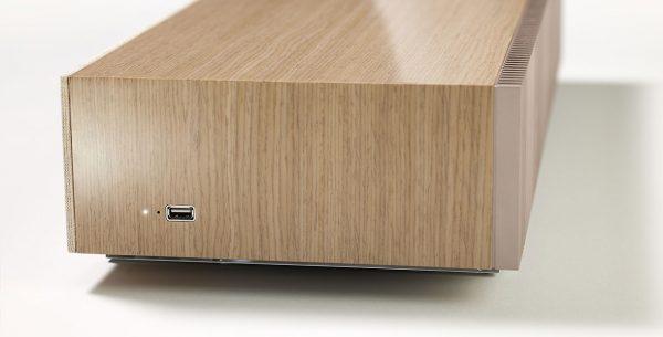 Mu so light wood USB