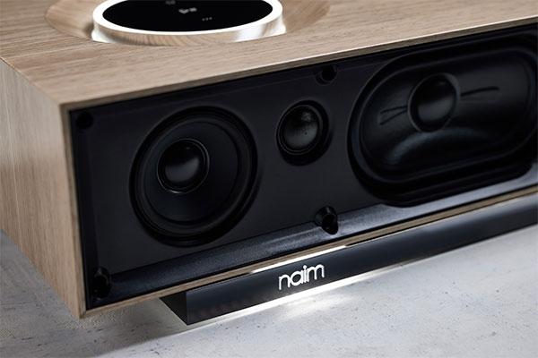 Optimised Speaker Wood Edition