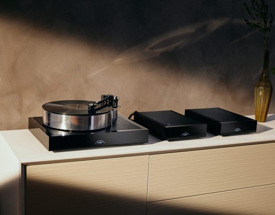 Naim Audio Solstice Tone Arm On